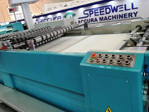 Synchro-Fly Sheeter
